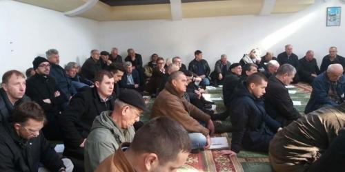 Održana redovna Skupština Medžlisa IZ Srebrenik