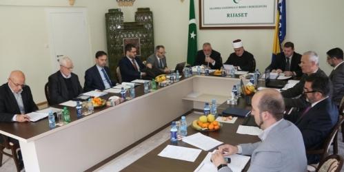 Sjednica Rijaseta: Usvojen je i idejni projekat Univerziteta Islamske zajednice…