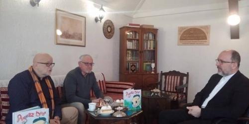 Travnik: Promocija slikovnice o Ajvaz-dedi
