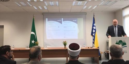 Rijasetu Islamske zajednice u BiH dodijeljen certifikat ISO standarda