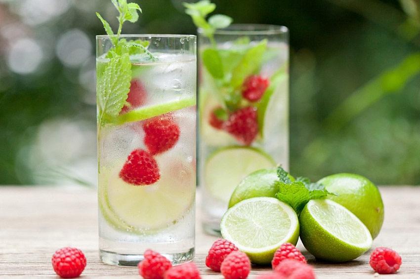 Aromatizirana voda  umjesto soka