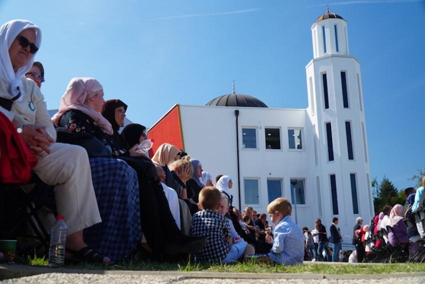 Svečano otvoren islamski centar u Mainzu