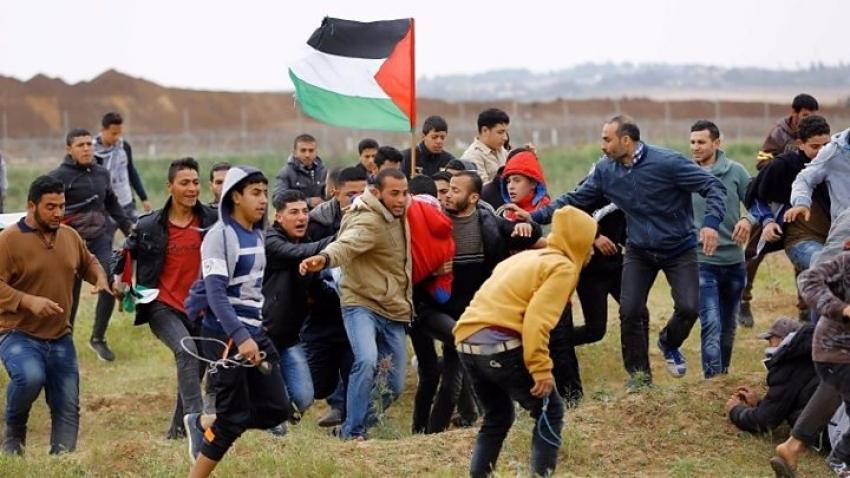 Tokom 2018. godine Gazzu napustilo 35.000 Palestinaca