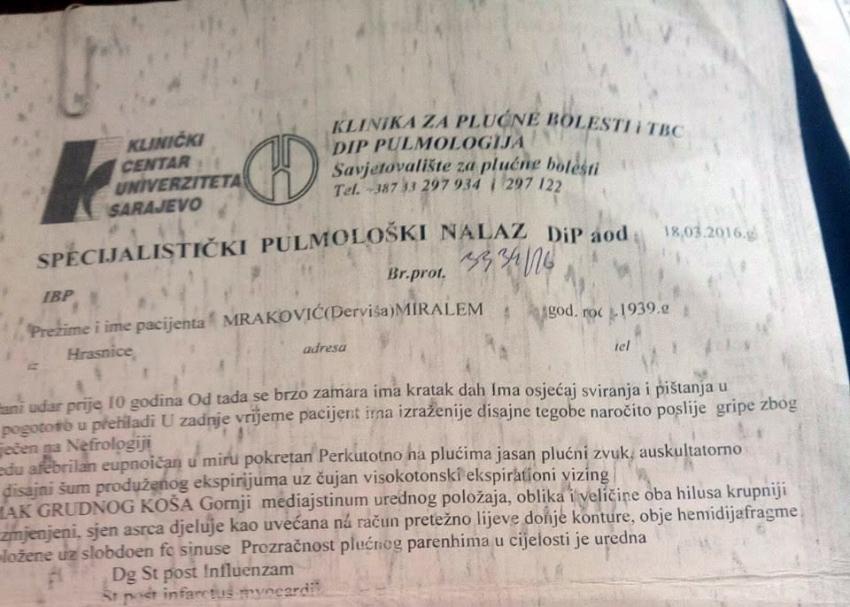 Apel za pomoć porodici Mraković