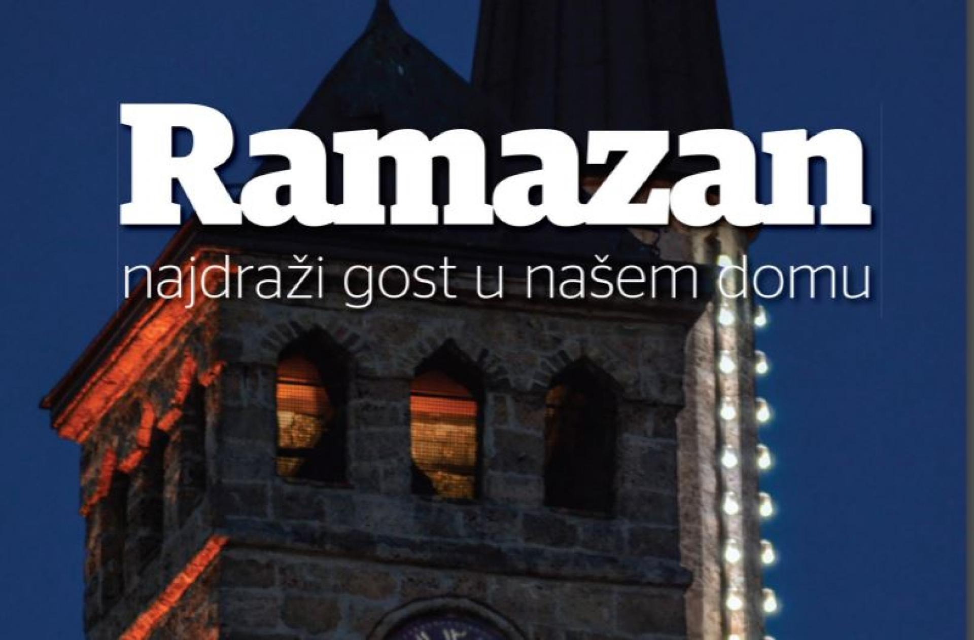 Preuzmite publikaciju o ramazanu