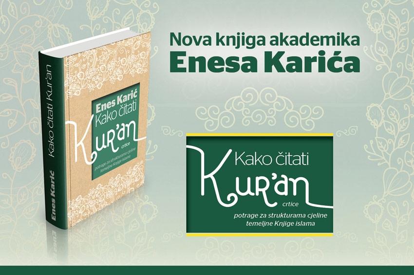 Nova knjiga Enesa Karića u izdanju Media centra IZ u BiH