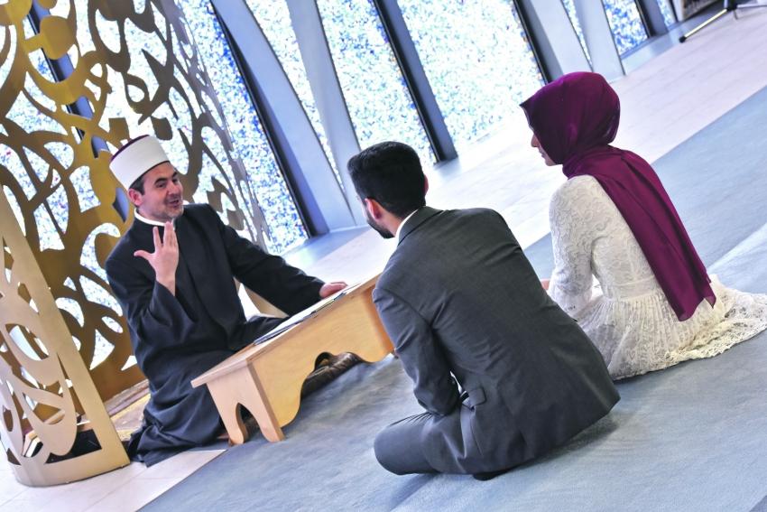 Kome se bračni drugovi mogu obratiti u Islamskoj zajednici