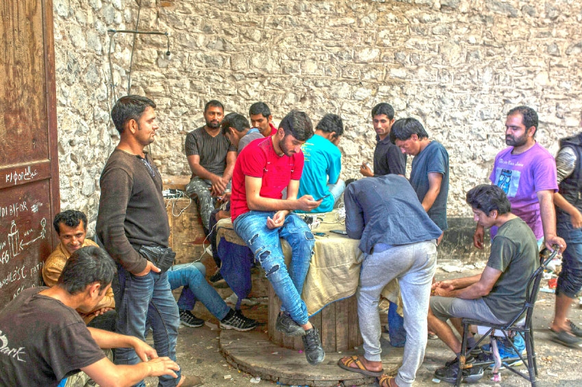 Grčka - turizam i izbjeglice