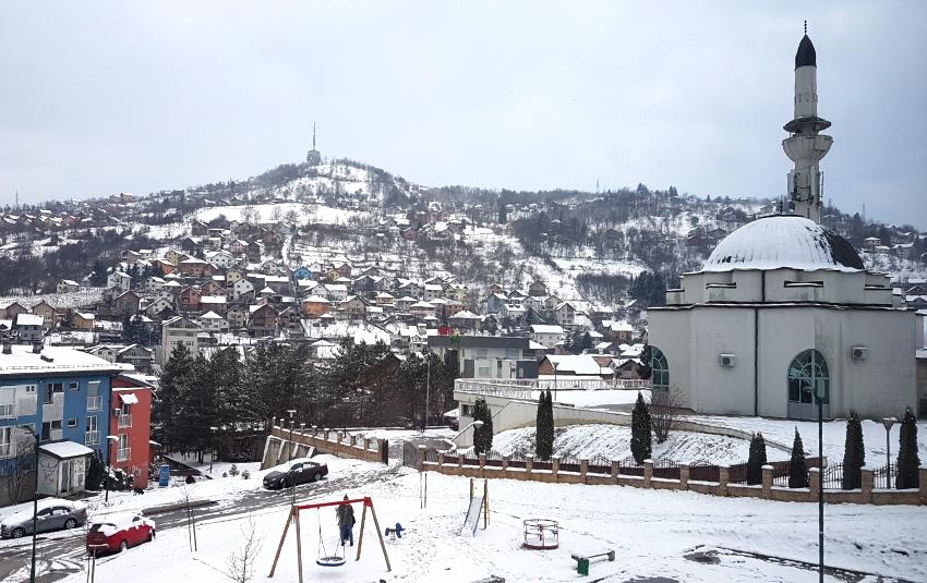 Zimska dnevna rutina