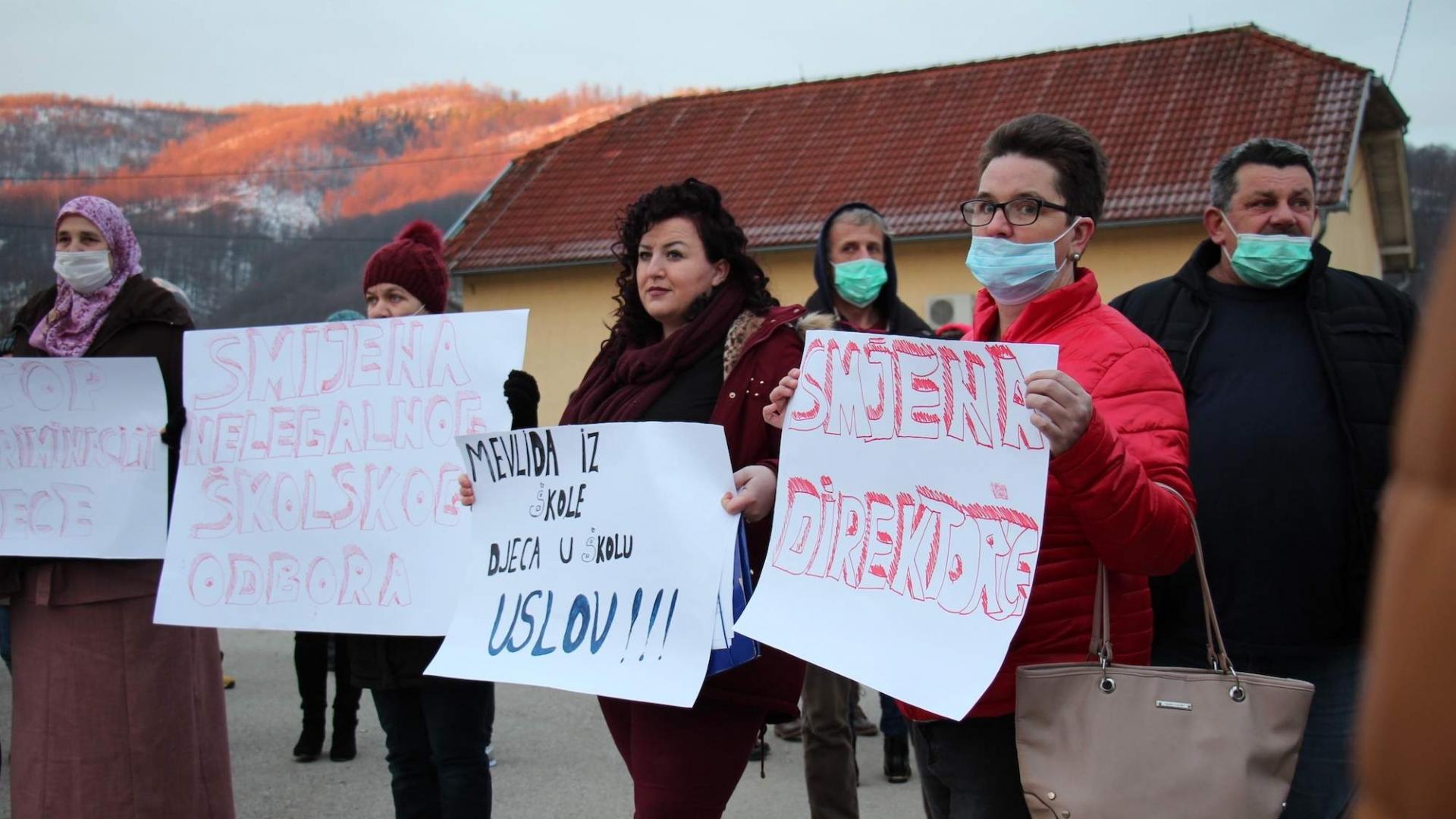 Doboj: Učenici kažnjeni zbog slavljenja Dana državnosti