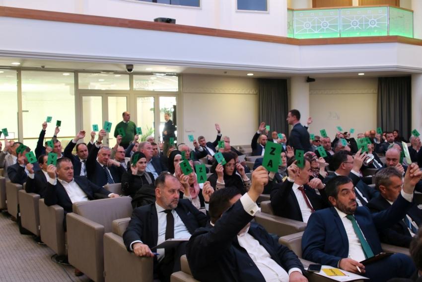 Održana sjednica Sabora IZ