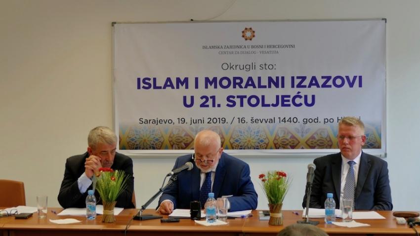 Konferencije: Islam i moralni izazovi u 21. stoljeću
