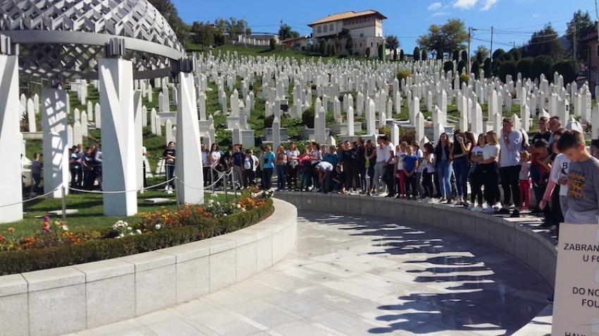 Polaznici mekteba iz Teslića posjetili muzeje u Sarajevu
