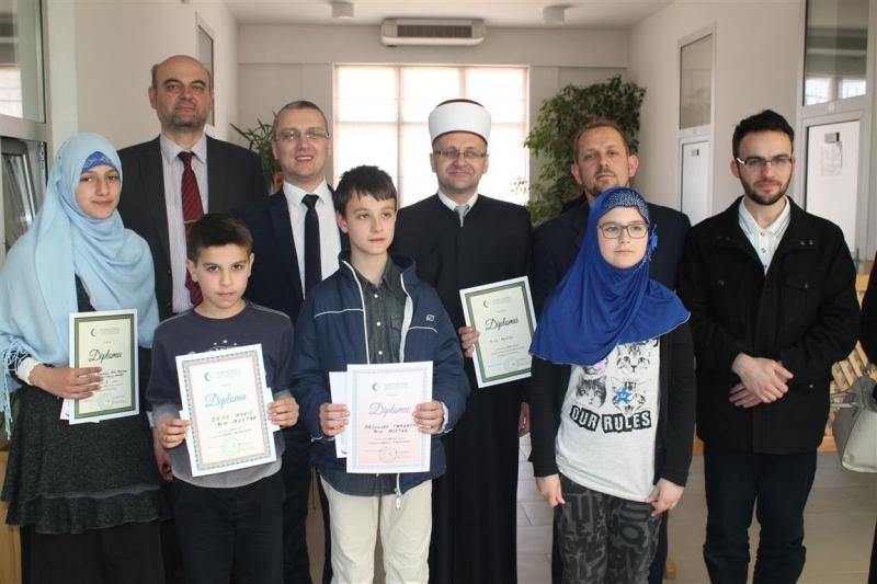 Završno mektepsko takmičenje na nivou Mostarskog muftijstva