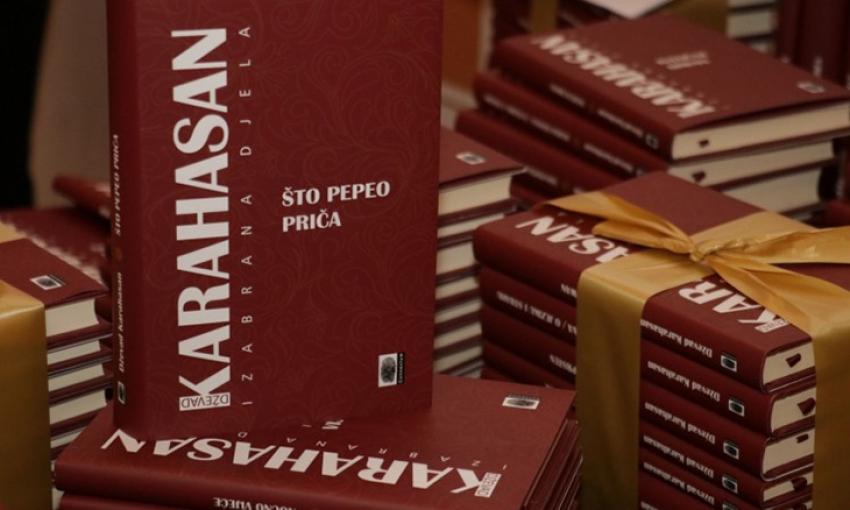 Izabrana djela Dževada Karahasana