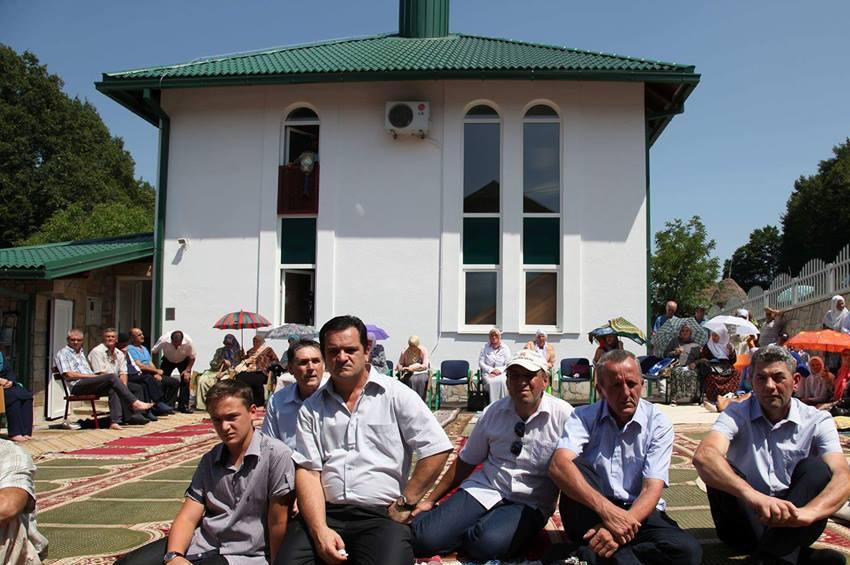 Svečano otvorena Svijetla džamija u Slavinovićima