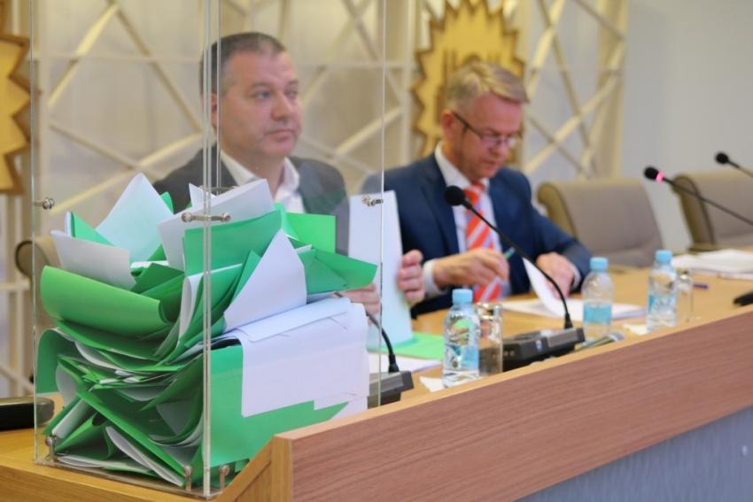 Sabor IZ: Izabran predsjednik i potpredsjednici