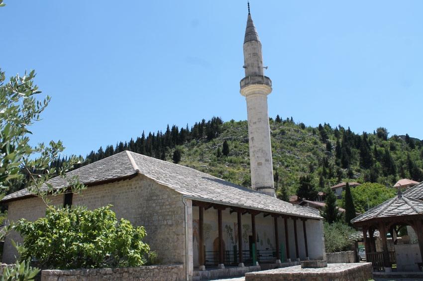 Petstota godišnjica Careve džamije u Stocu - Džamija iz koje izvire Grad