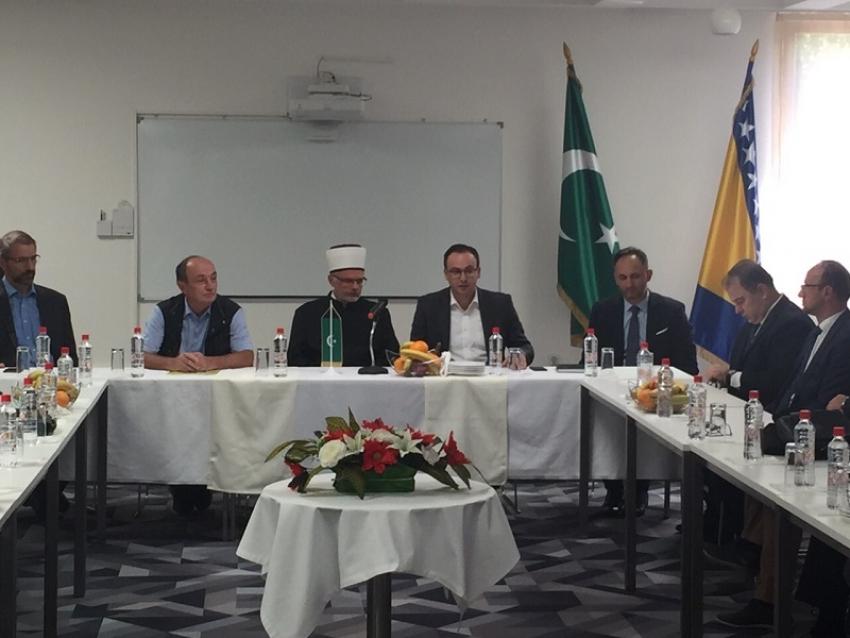Održane konsultacije za delegiranje kandidata za izbor reisu-l-uleme