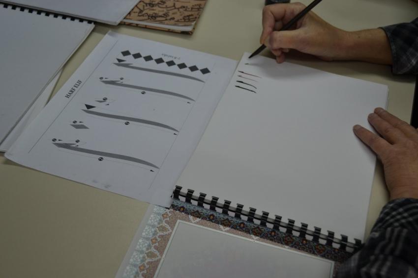Medžlis IZ Livno: radionica kaligrafije