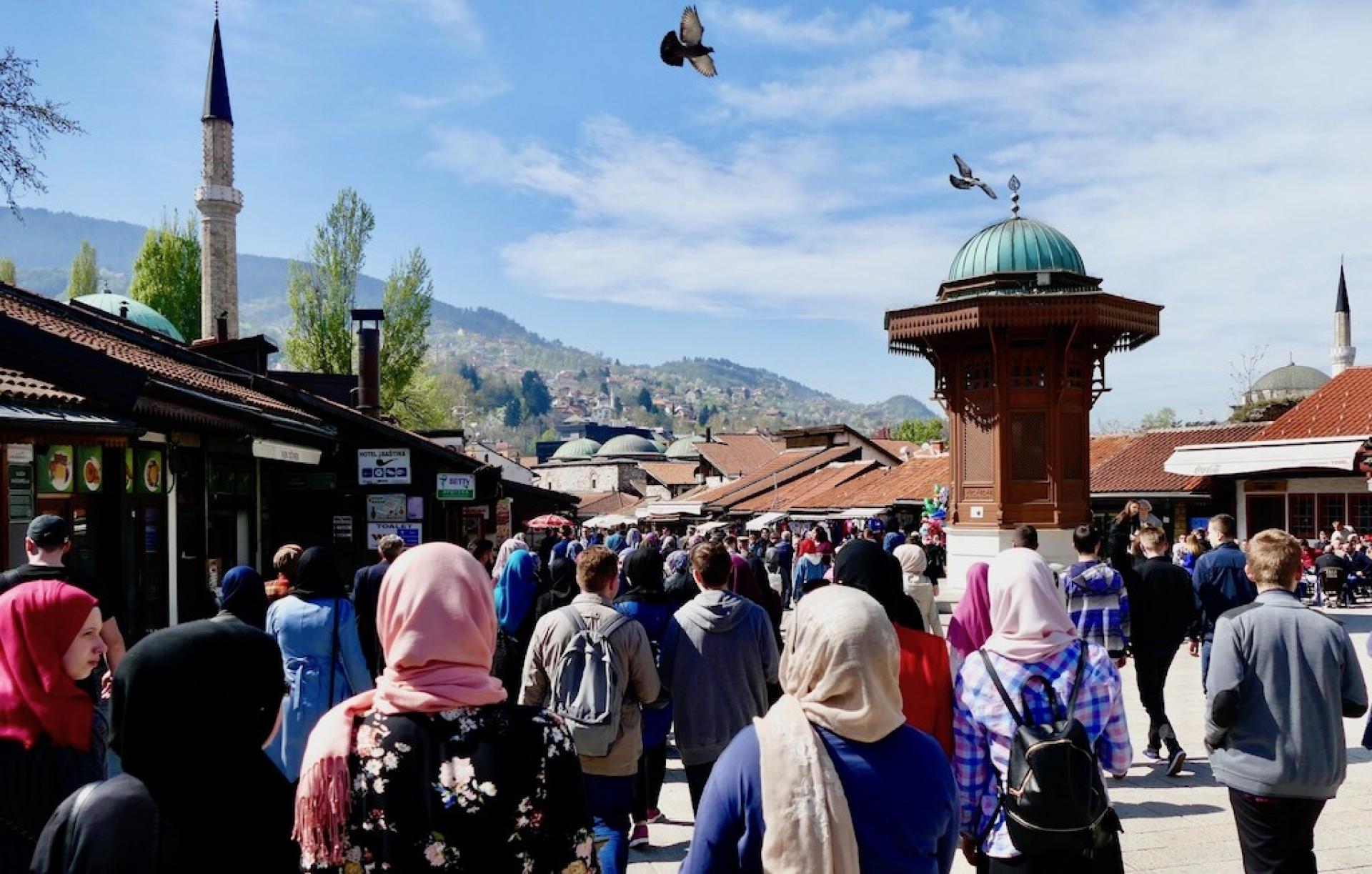 Najviše je islama izvan džamije
