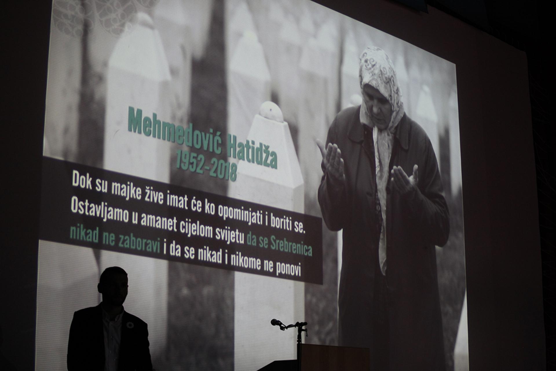 Skrajnuta vrijednost Hatidže Mehmedović