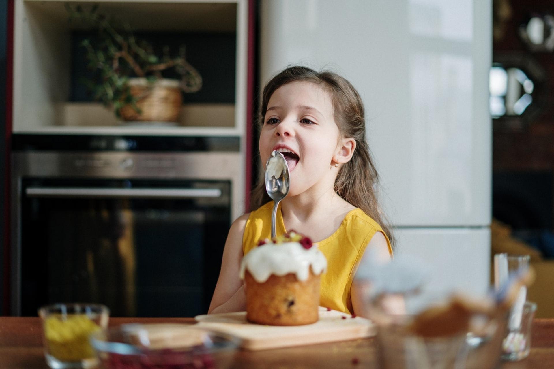 Dječiji jelovnik u vrijeme blagdana