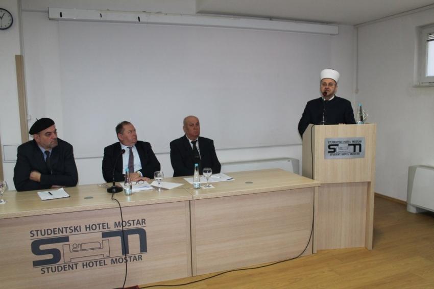 Skupština Medžlisa Mostar: Raznorazni nasrtaji na vakufsku imovinu