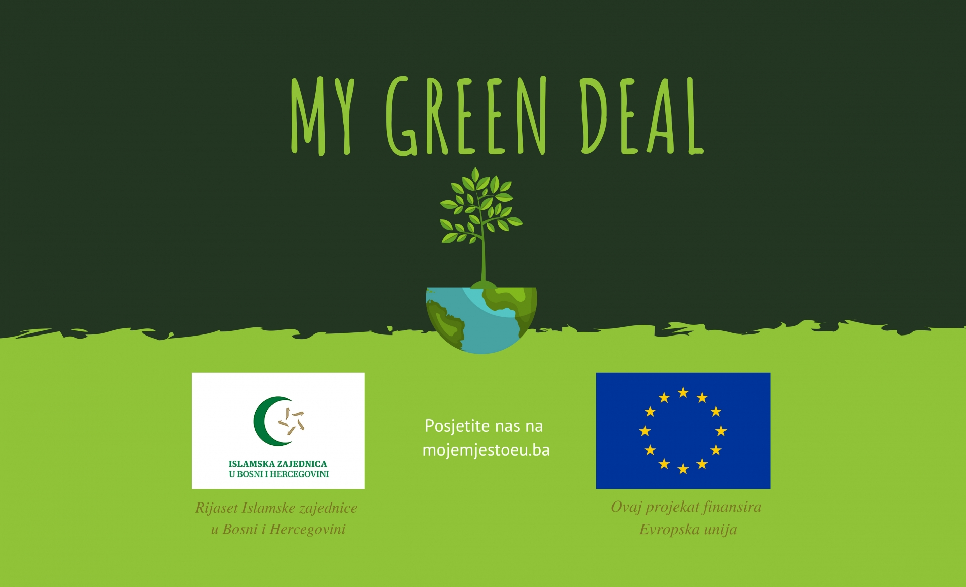 Projekat za mlade: My Green Deal