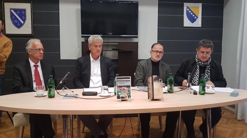 Promovirane knjige autora dr. sci. Selmana Selhanovića