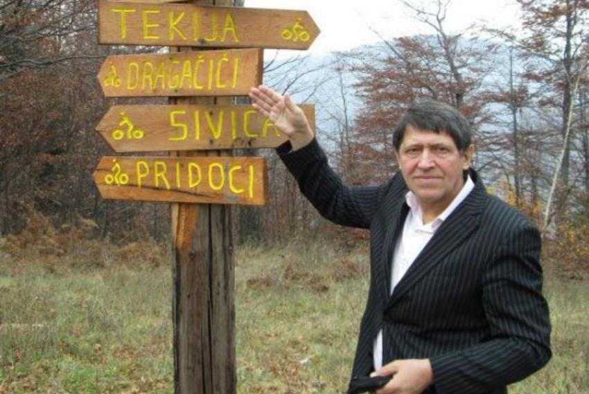 Džemal Softić, književnik i saradnik Preporoda