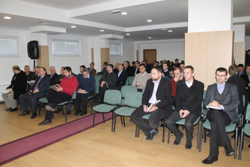 "Mostar: Seminar ""Imamski poziv, vjerski radikalizam i nasilni ekstremizam"""