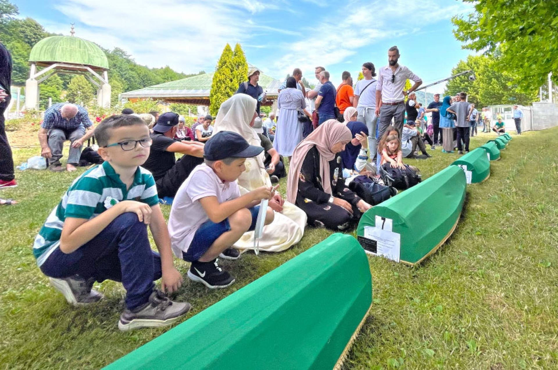 26. godišnjica genocida u Srebrenici -Dubina GENOCIDA