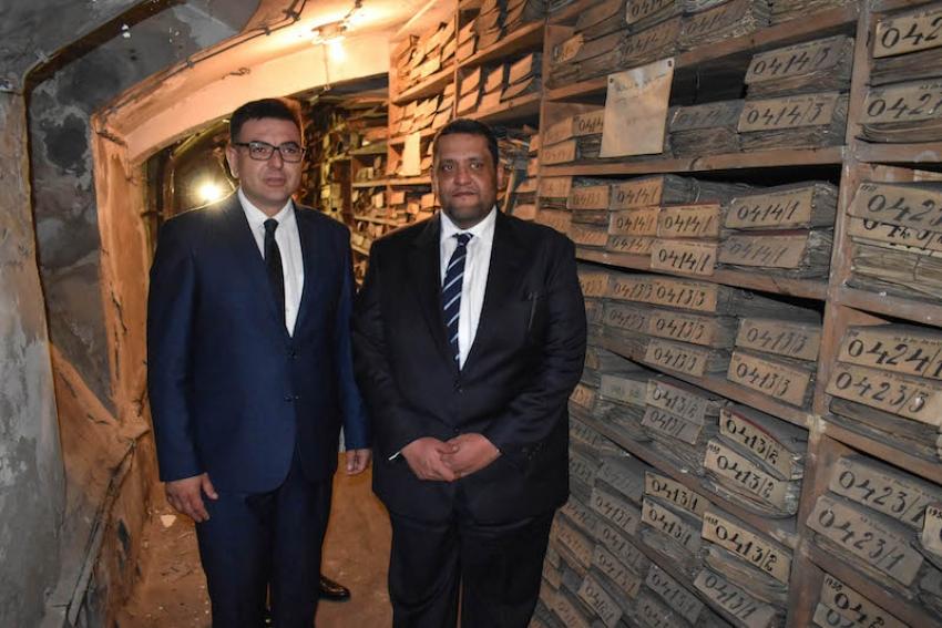 Donacija Države Katar za Arhiv BiH