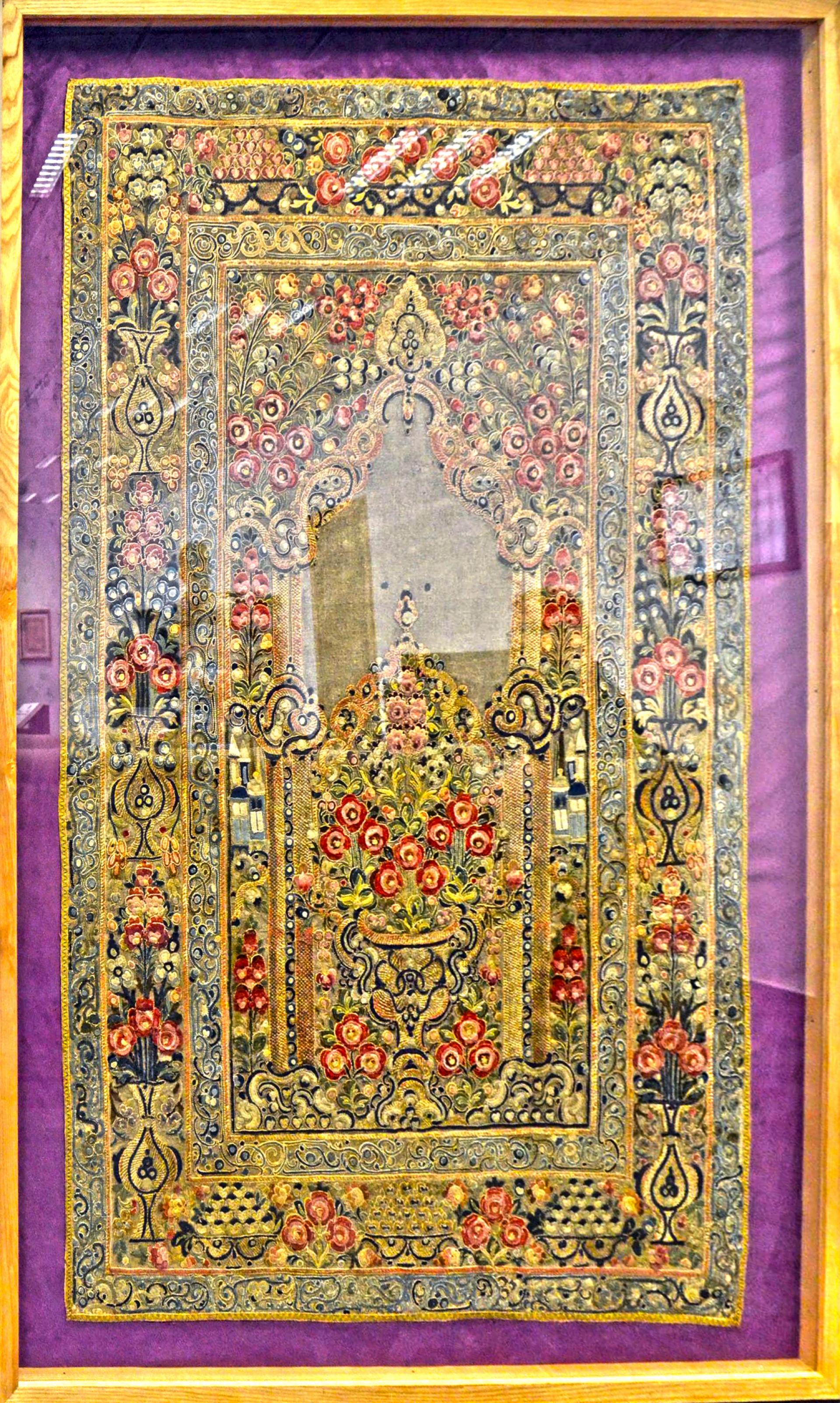Banjalučka serdžada: Remek-djelo iz islamske umjetnosti bosanskog čovjeka